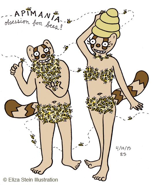 Apimania Illustration