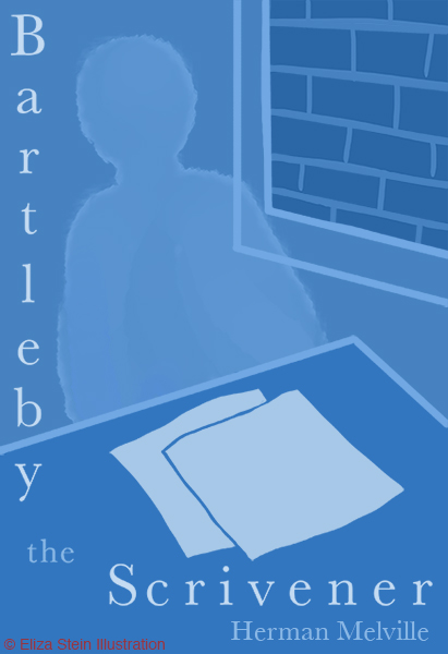 Bartleby the Scrivener Cover