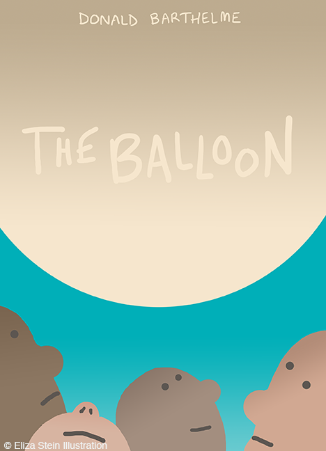 The Balloon Donald Barthelme
